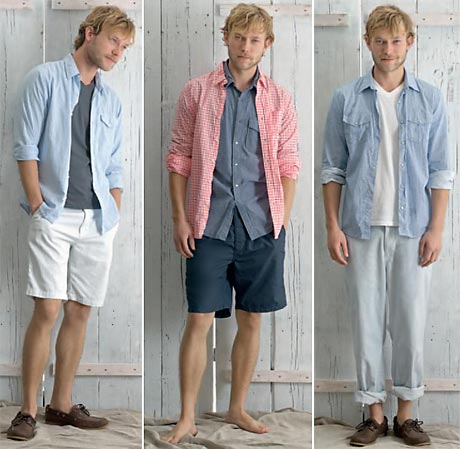 Classic Style: B.D. Baggies Brings Cool Looks for the Warm Months ...